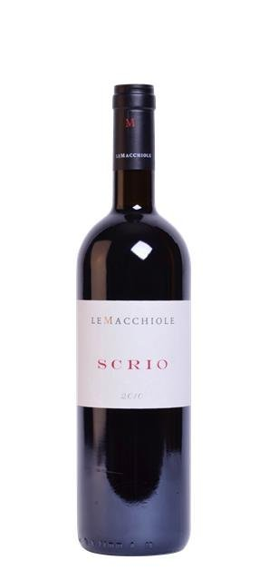 2010 Scrio (0,75L) - Le Macchiole