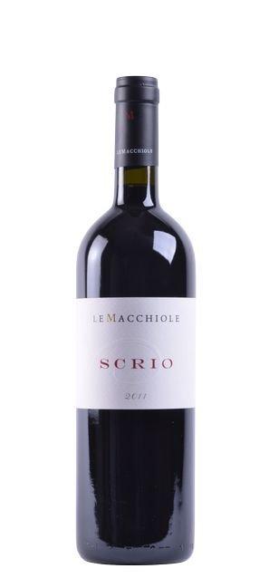 2011 Syrah Scrio (0,75L) - Le Macchiole