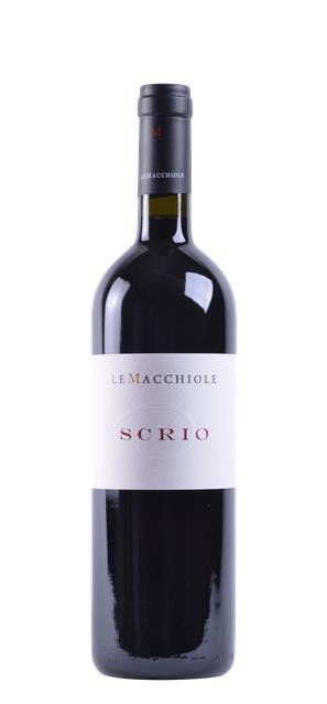 2015 Syrah Scrio (0,75L) - Le Macchiole