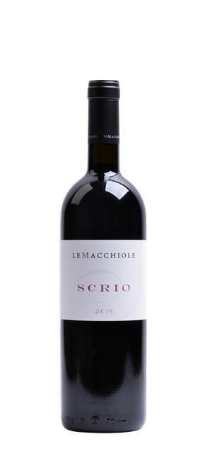2016 Syrah Scrio (0,75L) - Le Macchiole