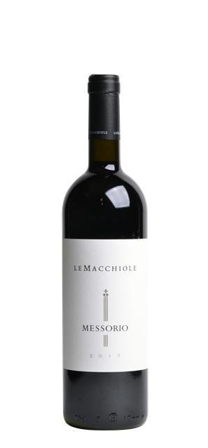 2017 Merlot Messorio (0,75L) - Le Macchiole
