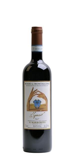 2017 Rosso di Montalcino Ignaccio (0,75L) - Il Marroneto