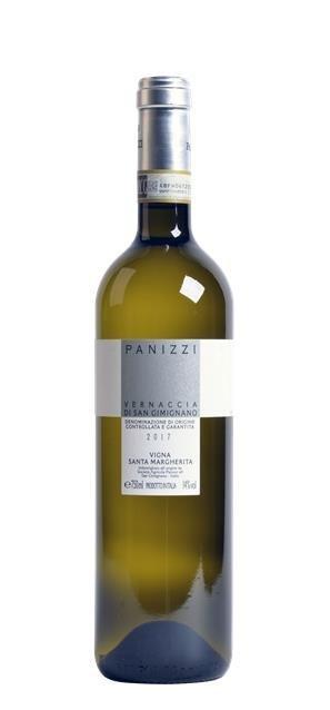 2017 Vernaccia di San Gimignano Santa Margherita (0,75L) - Panizzi