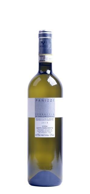 2018 Vernaccia di San Gimignano Santa Margherita (0,75L) - Panizzi