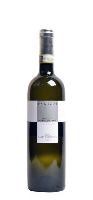 2019 Vernaccia di San Gimignano Santa Margherita (0,75L) - Panizzi