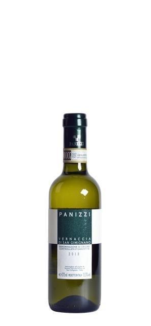 2018 Vernaccia di San Gimignano (0,375L) - Panizzi