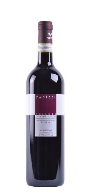 2013 Chianti Colli Senesi Vertunno Riserva (0,75L) - Panizzi