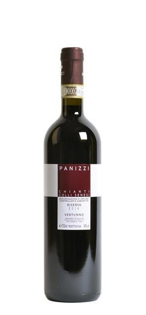 2014 Chianti Colli Senesi Vertunno Riserva (0,75L) - Panizzi