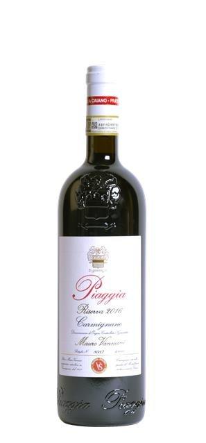 2016 Carmignano Riserva (0,75L) - Piaggia