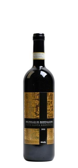 2015 Brunello di Montalcino (0,75L) - Pieve Santa Restituta - Gaja