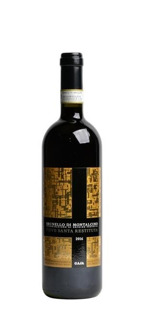 2016 Brunello di Montalcino  (0,75L) - Pieve Santa Restituta - Gaja
