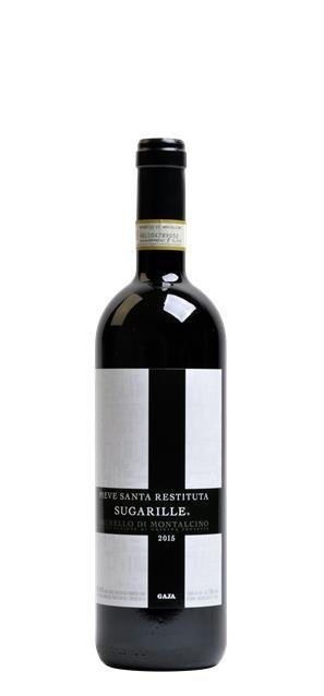 2015 Brunello di Montalcino Sugarille (0,75L) - Pieve Santa Restituta - Gaja
