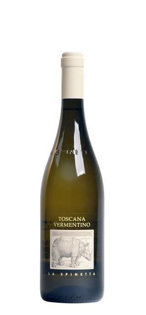 2020 Vermentino Toscana (0,75L) - Casanova della Spinetta