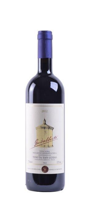2012 Guidalberto (0,75L) - Tenuta San Guido
