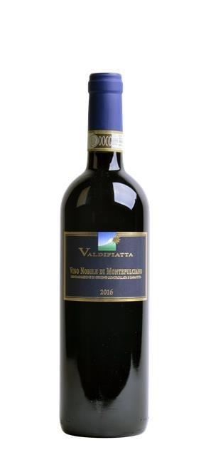 2016 Vino Nobile di Montepulciano (0,75L) - Valdipiatta