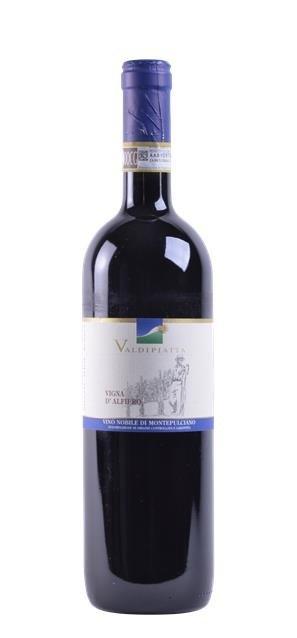 2015 Vino Nobile di Montepulciano Vigna d'Alfiero (0,75L) - Valdipiatta