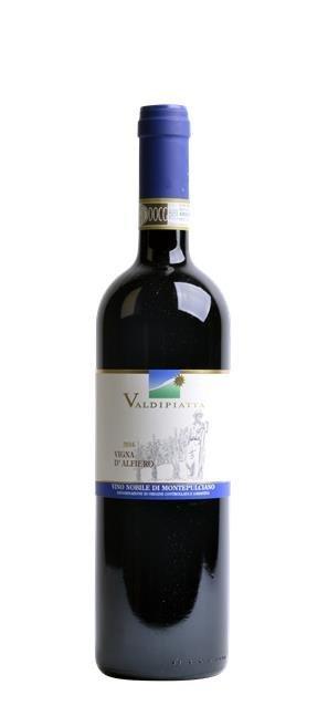 2016 Vino Nobile di Montepulciano Vigna d'Alfiero (0,75L) - Valdipiatta