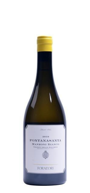 2019 Fontanasanta Manzoni Bianco (0,75L) - Foradori