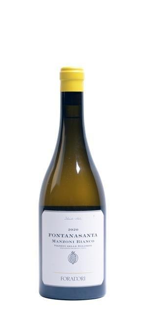 2020 Manzoni Bianco Fontanasanta (0,75L) - Foradori
