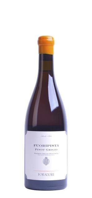 2016 Fuoripista Pinot Grigio (0,75L) - Foradori