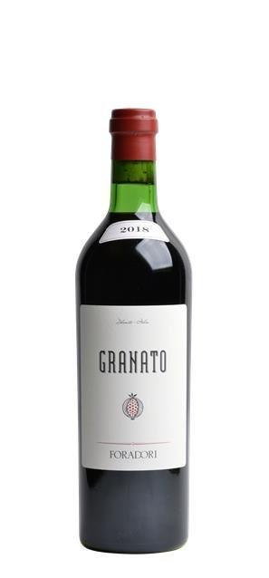 2018 Teroldego Granato (0,75L) - Foradori