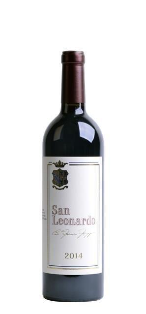 2014 San Leonardo (0,75L) - San Leonardo