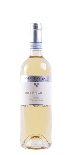 2017 Orvieto classico superiore 'Terre Vineate' (0,75L) - Palazzone