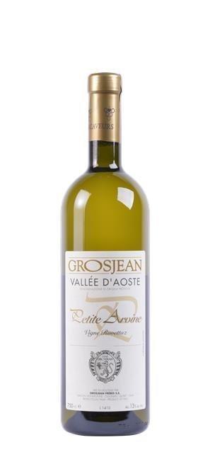2015 Petite Arvine Vigne Rovettaz (0,75L) - Grosjean