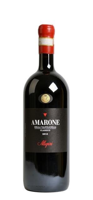 2015 Amarone classico della Valpolicella (1,5L) - Allegrini