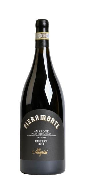 2012 Amarone Riserva Fieramonte (1,5L) - Allegrini