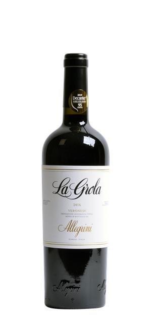 2016 La Grola (0,75L) - Allegrini