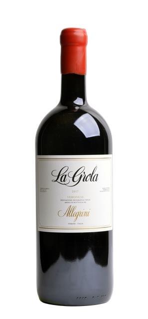 2017 La Grola (1,5L) - Allegrini