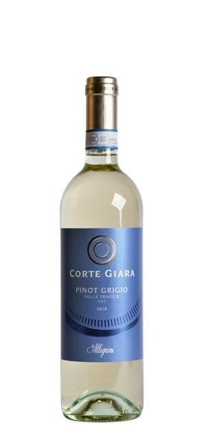 2018 Pinot Grigio (0,75L) - Corte Giara