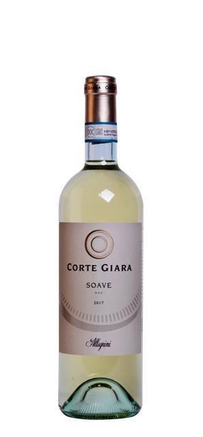 2017 Soave (0,75L) - Corte Giara