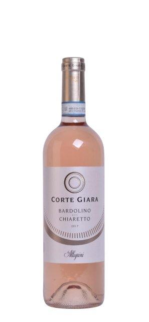 2018 Bardolino Chiaretto (0,75L) - Corte Giara