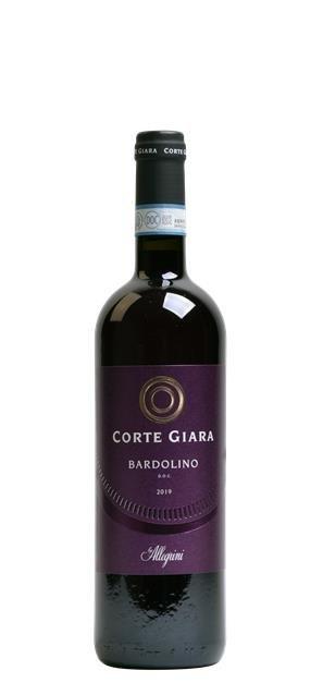 2019 Bardolino (0,75L) - Corte Giara