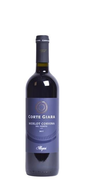 2017 Merlot Corvina (0,75L) - Corte Giara