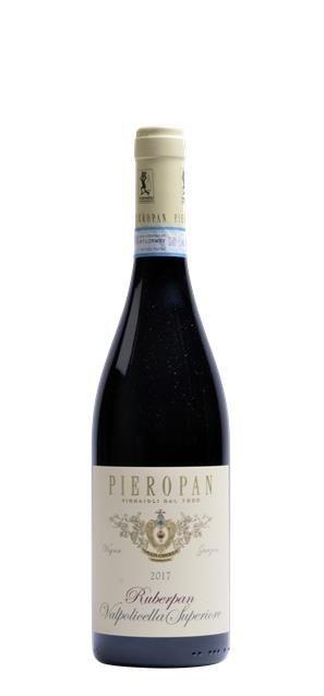 2017 Ruberpan Valpolicella Superiore (0,75L) - Pieropan